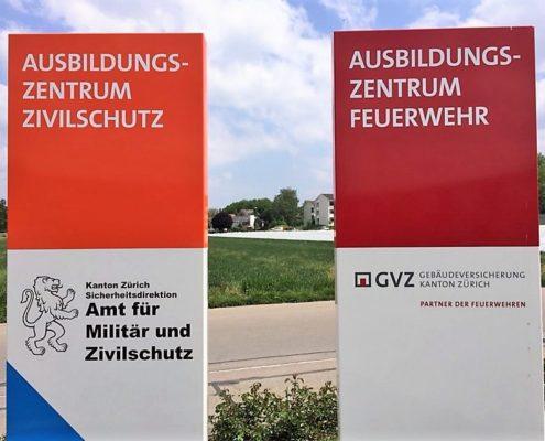 Fotografie Red Knights Germany 1 Visit CH 1 Ausbildungszentrum
