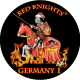 Red Knights Germany 1 rundes Logo