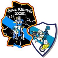 blue knight logo chapter 32 sigmaringen