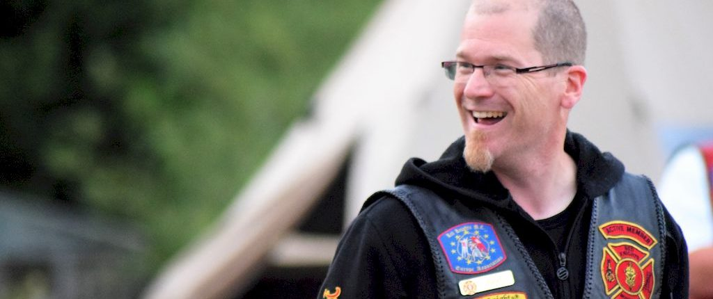 flying helmet sommerparty 2018 redknights germany1 stefan drei