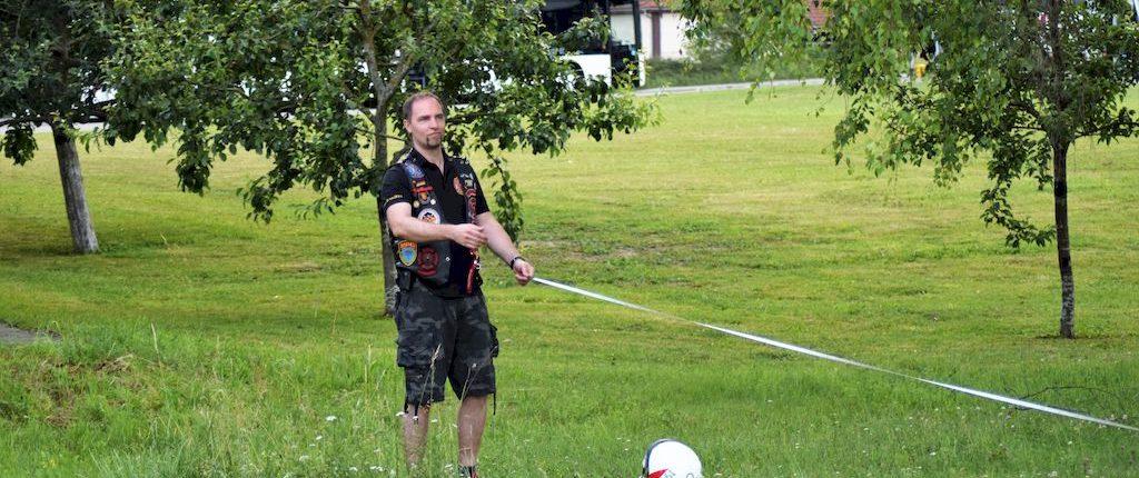 flying helmet sommerparty 2018 redknights germany1 webi misst