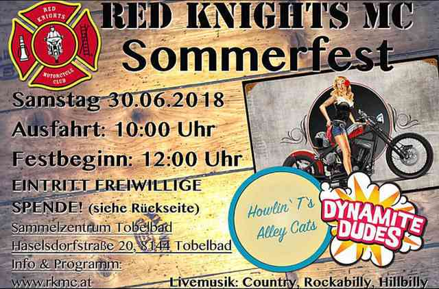 fotografie red knights germany1 von sommerfest red knights austria2