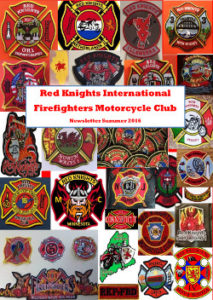 international newsletter july 2016 red-knights cover