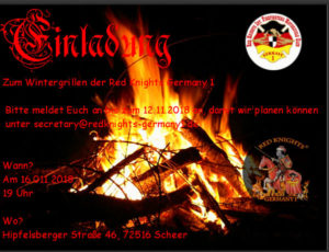 redknights germany1 wintergrillen einladung 2018